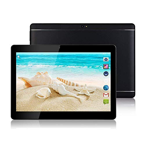 Tablet de 10 pulgadas Octa Core CPU Android 8.1, 4 GB de RAM