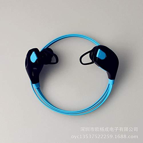Auriculares inalámbricos QY7S con Bluetooth, inalámbricos,