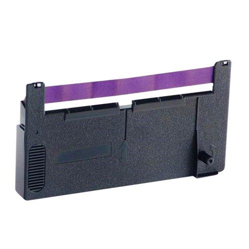 Nastro-viola - Compatibile con Samsung SER 6500 -Marca Nastrofabrik Original
