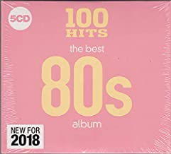 IOO HlTS - THE BEST 8Os AIbum