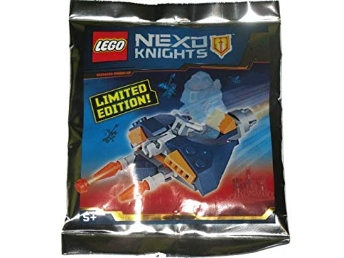 LEGO Nexo Knights Hovercraft 271723 - Juego de papel de aluminio