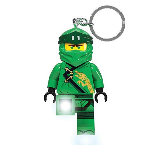 LEGO Ninjago Key Light - Lloyd LED Keychain Flashlight