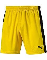 PUMA - Pantalones Cortos para Hombre (para Deportes en Interior)