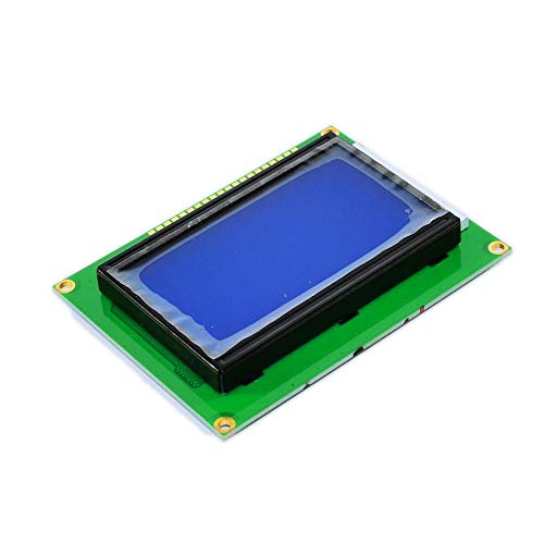 GAOSIYU 12864 128x64 Dots Graphic Blue Color Backlight LCD Display Module for Raspberry pi