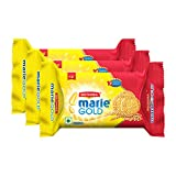 More Combo - Britannia Marie Gold, 89g (Pack of 3) Promo Pack