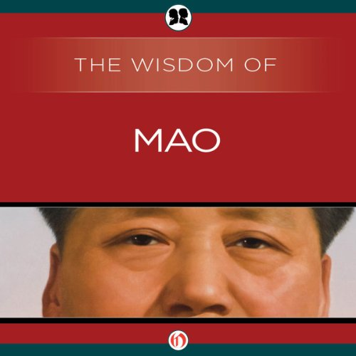 Wisdom of Mao audiobook cover art