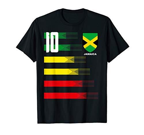 Jamaica Footballl Soccer Jersey Shirt Tee