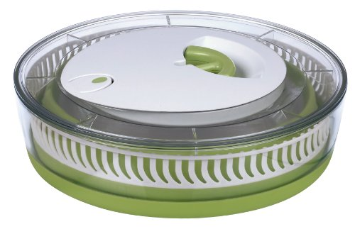 Collapsible 5-Quart Salad Spinner reviewed