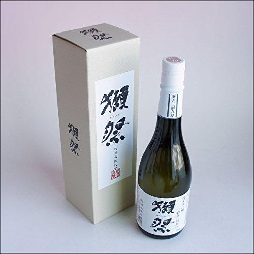 旭酒造株式会社『獺祭純米大吟醸磨き三割九分』