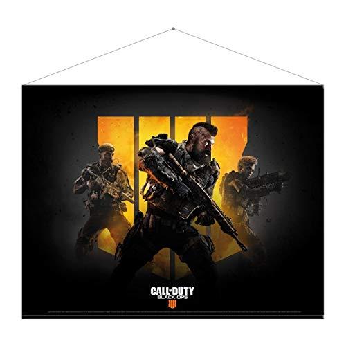 Gaya Call of Duty: Black Ops 4 Wallscroll 'Keyart' - Not Machine pour