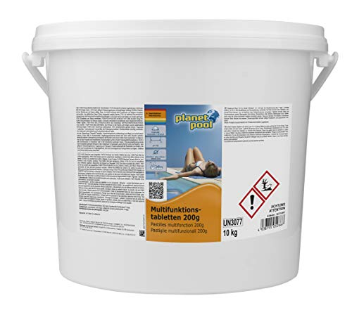 Planet Pool Multifunktions-Tabletten 200 g 10 kg