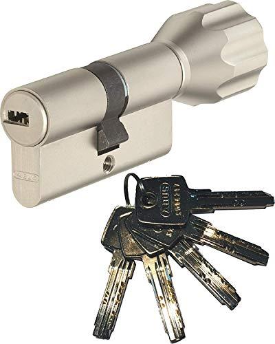 ABUS EC550 Profil-Knaufzylinder Länge Z40/K40mm mit 5 Schlüssel