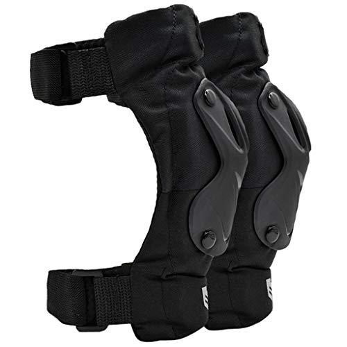 CUTICATE Ellbogen Protektoren Ellenbogenschoner Ellenbogenschutz Handgelenkschoner für Inliner Motorrad MTB