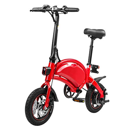 TB-Scooter E-Bike 36V Bicicleta Electrica Plegable 12