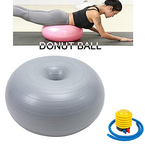 Balance Training Bal Verdikte Explosieveilige Donut Oefening Core Training Stability Ball Voor Yoga Pilates, in De Sportschool, Office of in De Klas Flexibele Yoga Massage Ball