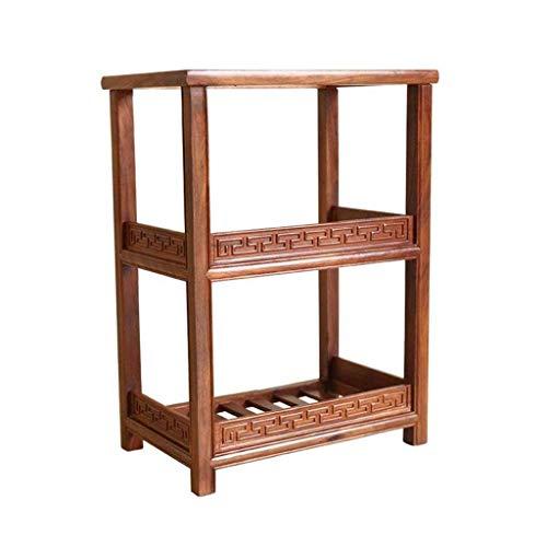 MING-MCZ Desk per Ufficio Tavolino 2 Strati Tabella di tè consolle in Legno retrò divani Rettangolare tavoli da Ping-Nest Scrivania Pieghevole