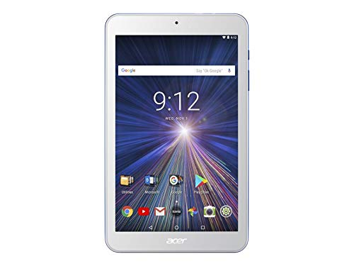 Acer Iconia One - 8' Tablet ARM 1.3GHz 1GB RAM 16GB Flash Android 7.0 Nougat (Renewed)
