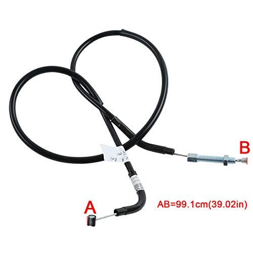 Motorcycle Motorbike Clutch Cable For Suzuki GSX-R 600 GSXR750 2004-2005 04-05