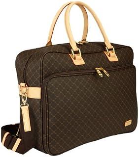 Rioni Signature (Brown) - Travel Laptop Carrier