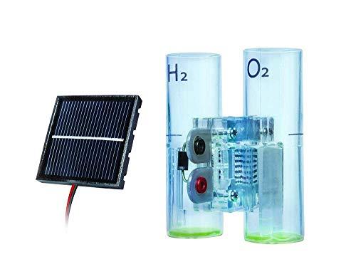 fischertechnik Fuel Cell Kit - Die Brennstoffzelle bringt nachhaltige Zukunftstechnologie ins Kinderzimmer -...