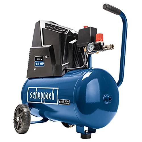 scheppach Kompressor HC25o (1100W, 24 L,...