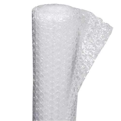 AFP Isolierfolie Winterschutz, 50 x 500 cm/Noppenfolie/Luftpolsterfolie/Frostschutz Kübelpflanzen/Kälteschutz Blumentöpfe / 2 Jutesäckchen gratis