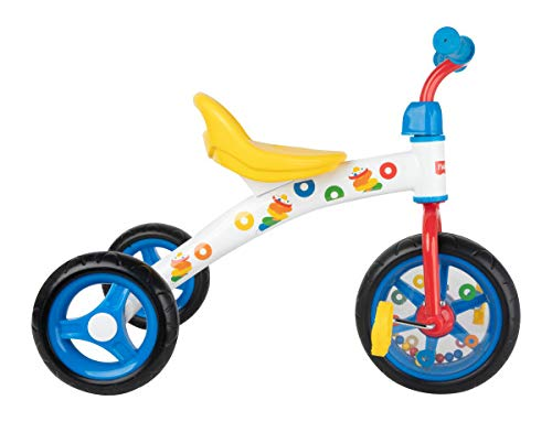 Fisher-Price 3-Wheeled Tricycle ACTBIKERock-A-Stack Trike