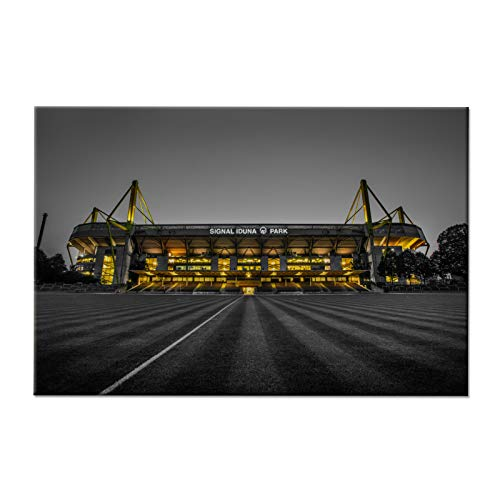 Borussia Dortmund BVB-Kunstdruck SIP 80x50 cm one Size