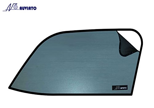 Auviato 28002 UV Protection Sunshades KENWORTH-T680-T880-Front Side