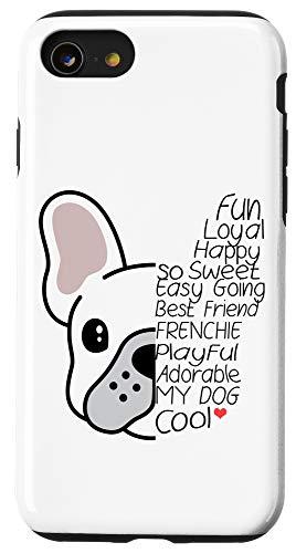 iPhone SE (2020) / 7 / 8 French Bulldog Lover Case