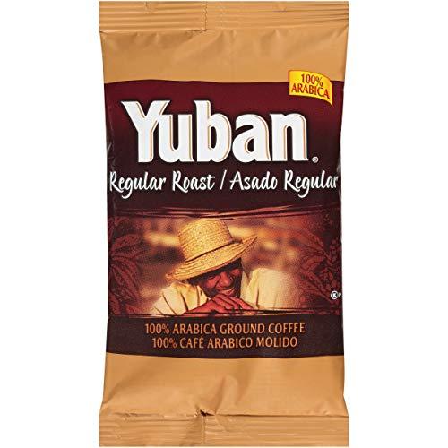 Yuban Regular Roast Ground Coffee (2 oz Bags, Pack of 192)