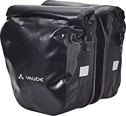VAUDE SE Back Pannier 2 Fahrradtasche Black 2020 Gepäckträgertasche