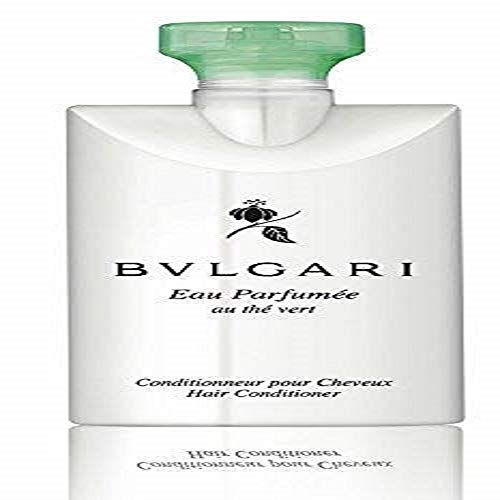 Bvlgari Au The Vert (Green Tea) Travel and Gift Set - Shampoo & Shower Gel, Conditioner, Body Lotion, Soap and Towelette