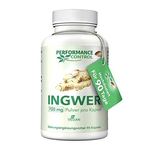 Performance Control Ingwer - 4