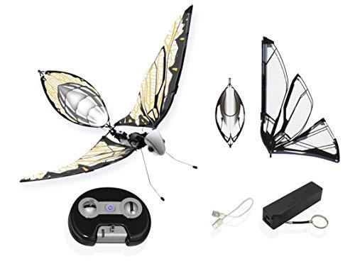 MetaFly Upgrade Kit . by Bionic Bird . Hight-Tech Funkgesteuerte Biomimetische Elektronische DROHNE Insekten mit zusätzlichem Zubehör