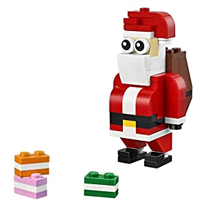Amazon.co.jp - LEGO Creator Jolly Santa 30478 (サンタクロース)