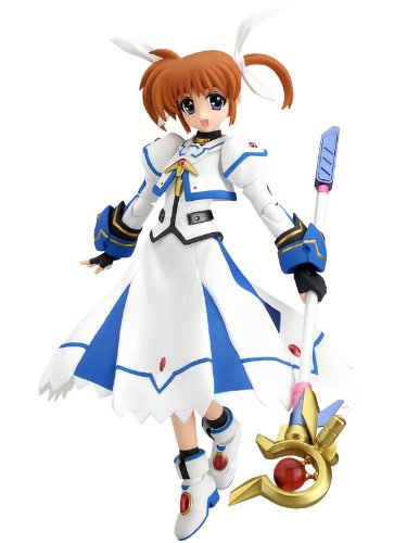figma Takamachi Nanoha The Movie 1st Ver. (PVC Figure)
