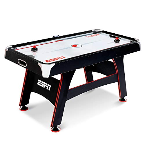 ESPN Air Hockey Game Table: Indoor...
