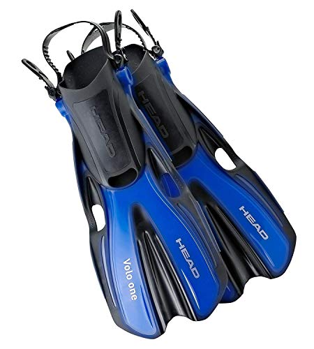 HEAD Mares Volo One Adjustable Snorkeling Fins,...