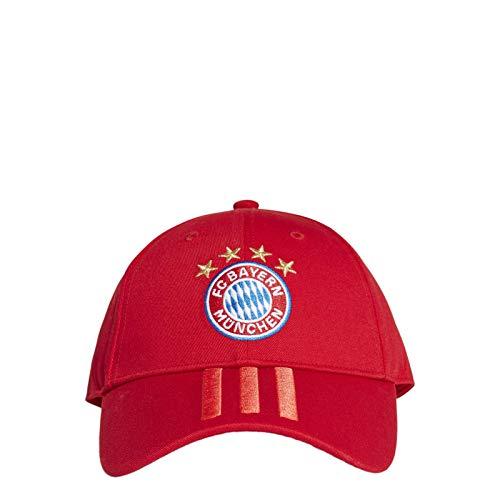 adidas FC Bayern München 3-Streifen Kappe - OSFY
