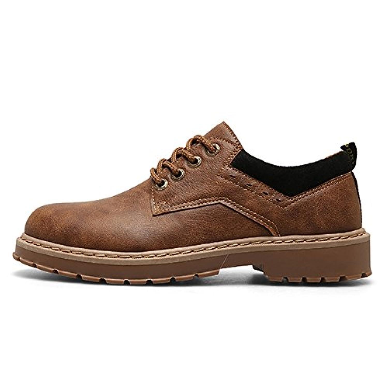 [ファーストエンカウンタ] ビジネスシューズ スニーカー ブーツ 防滑 防水 スポーツ 紳士靴 トラベル アウトドア 靴 フラットシューズ メンズ 歩きやすい