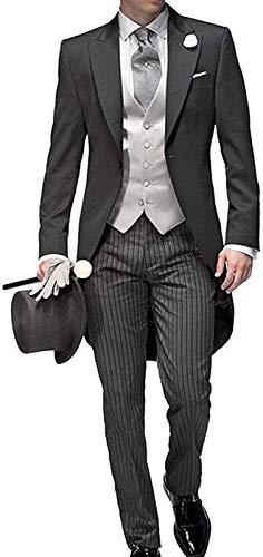 スーツ メンズ 結婚式 新郎 タキシード 燕尾服 礼服 衣装 司会 舞台 二次会