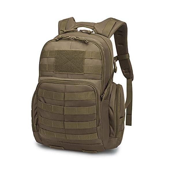 Mardingtop 25/40L Mochila Táctica Militar Mochila de Asalto Molle Bolsa de Emergencia Mochilas Asalto Unisex para…