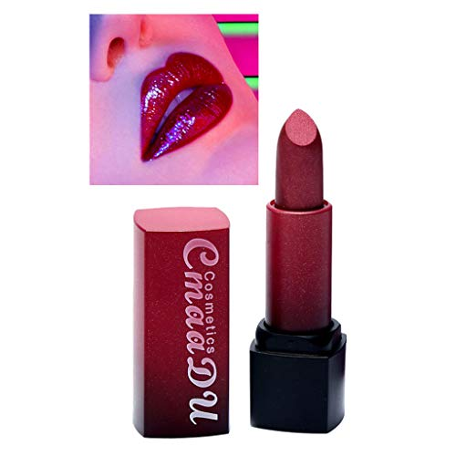 ZIMUUY Crayon crayon à lèvres,Maquillage Lipliner professionnel imperméable crayon crayon contour des lèvres 17 couleurs(free,B)
