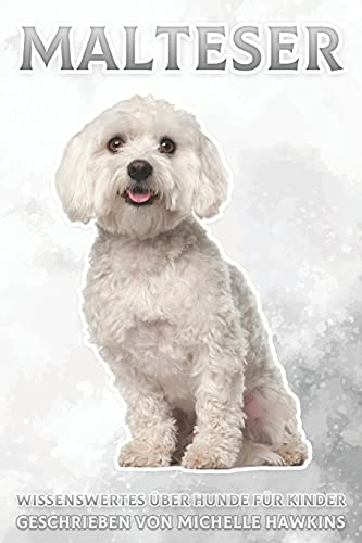 Malteser: Wissenswertes über Hunde für Kinder #31