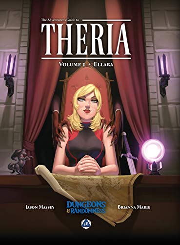 Compare Textbook Prices for The Adventurer's Guide to Theria, Volume 1: Ellara  ISBN 9780578672991 by Massey, Jason,Marie, Brianna