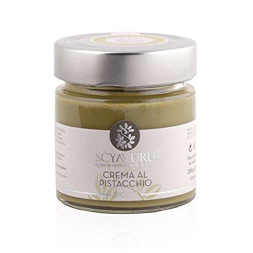 Crème de Pistache de Sicile - Tartinables Gourmand (200g)