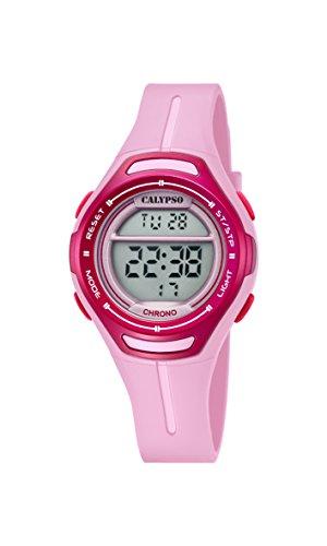Calypso Reloj Digital para Unisex de Cuarzo con Correa en Plástico K5727/2
