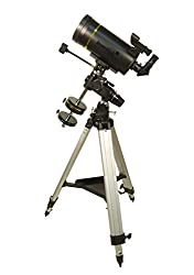 powerful Levenhuk Skyline PRO 127 MAK Telescope – 127 mm Maksutov-Cassegrain, with long focal lengths…
