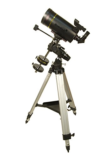 powerful Levenhuk Skyline PRO 127 MAK Telescope – 127 mm Maksutov-Cassegrain, with long focal lengths…